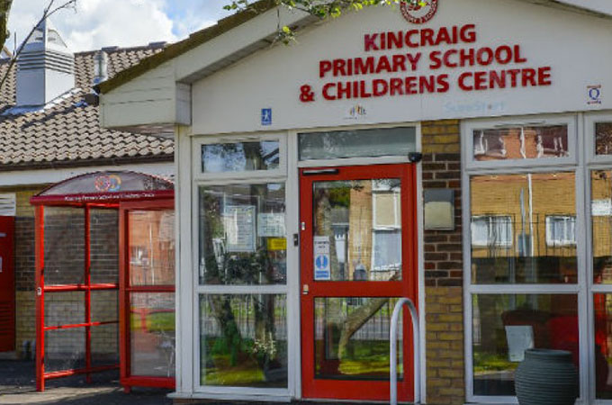Kincraig Children's Centre Exterior