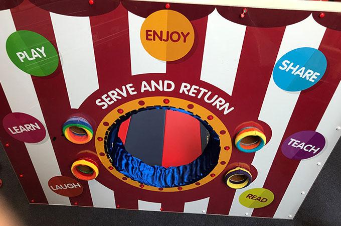 Circus Theme at Revoe Library