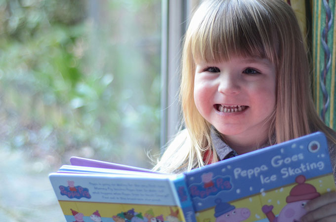 Reading for Toddlers