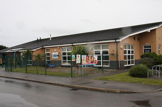 St Cuthbert's Children's Centre Exterior