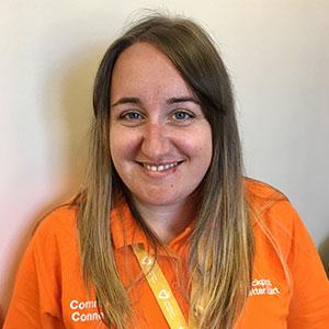 Julie Ward - Community Connector
